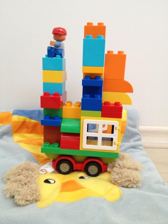 Лего-любовь