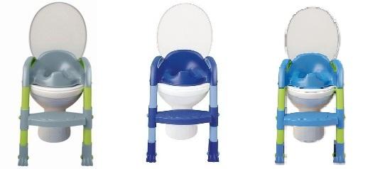 Новое сиденье на унитаз со ступенькой Thermobaby - 950 руб.
