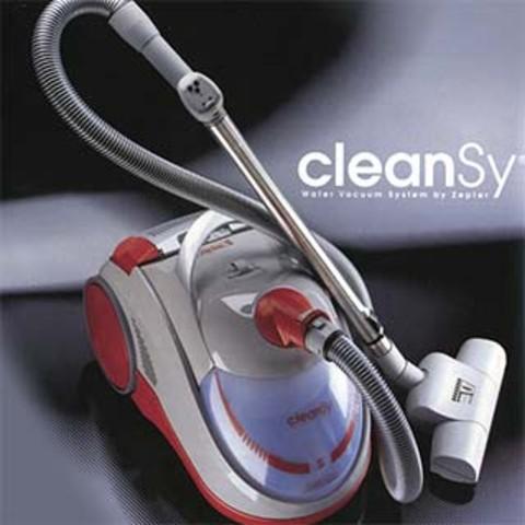 У  кого  есть  Пылесос  Zepter  CleanSy?