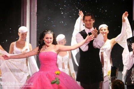 Новый спектакль в Санкт-Петербурге