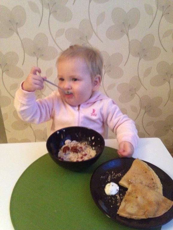 Завтрак чемпиона)
