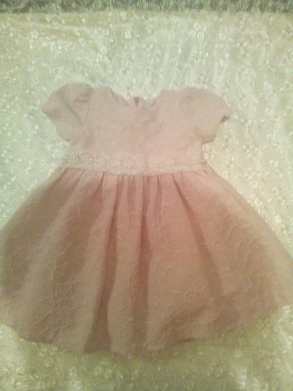 Платье Bady Rose 86-18m, 800р.