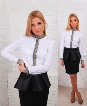 Самые Красивые Белые Блузки