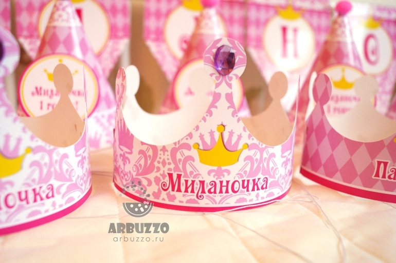 Поздравления с днем рождения маленьких принцесс 365