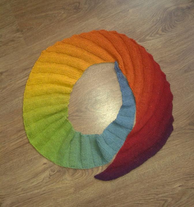 Радужный бактус схема