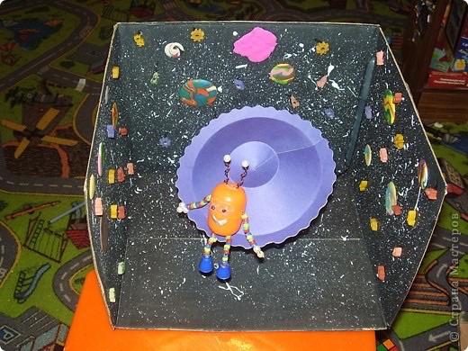 Поделка на день космонавтики своими руками из