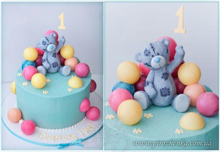 Как сделать шарик для торта