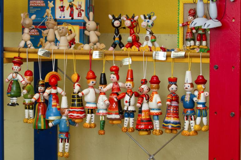 Завод игрушек климо