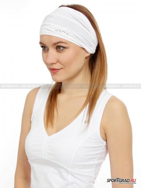 Летняя повязка на голову