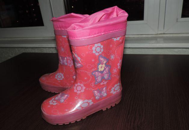 Обувь на девочку, размеры 23, 25, 27