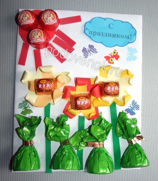 Подарки для выпускников детского сада своими руками