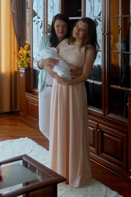 Платье На Выписку Из Роддома Для Мамы Купить