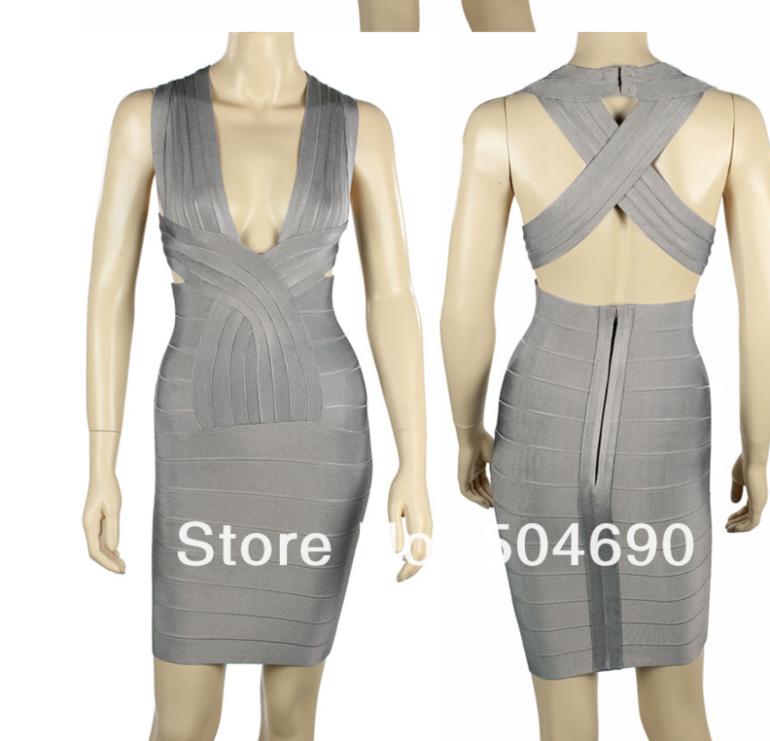 Продам очень красивое бандажное платье