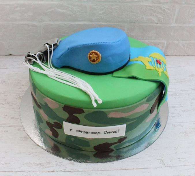 Торт на вдв