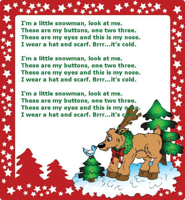 Текст на новый год на английском языке