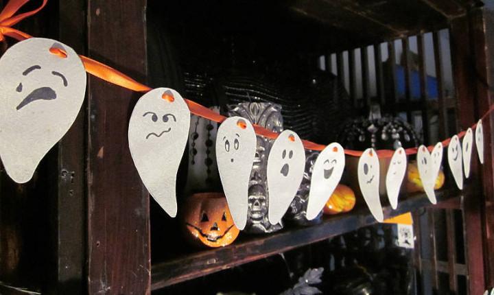 Хэллоуин своими руками идеи Как сделать поделки и