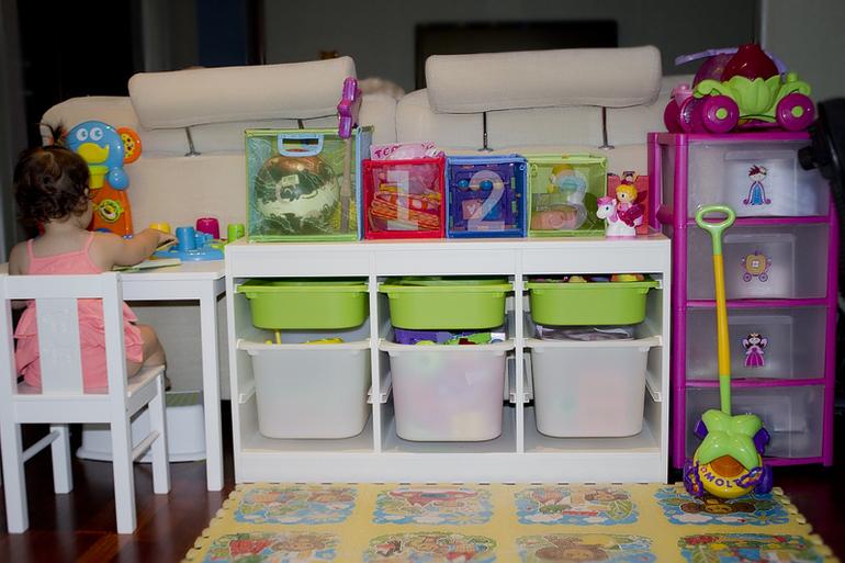 системы хранения для детских комнат стелажи экспедит икея