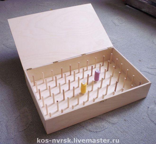 Коробка под катушки