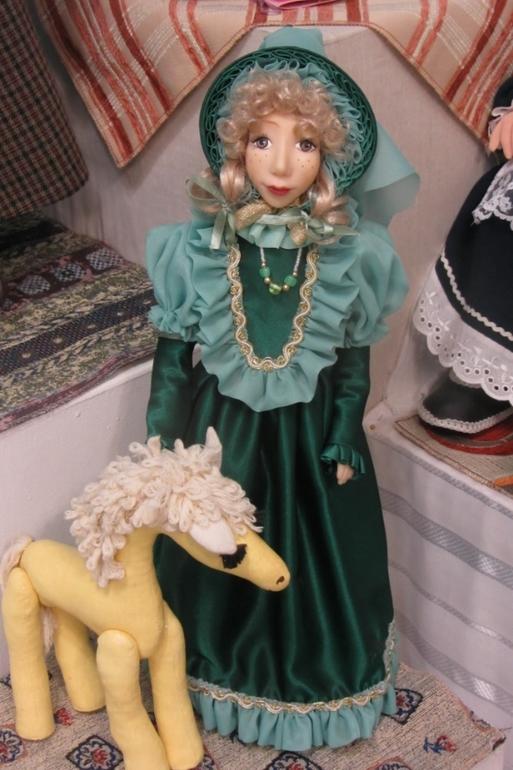 музей кукол в г. Угличе