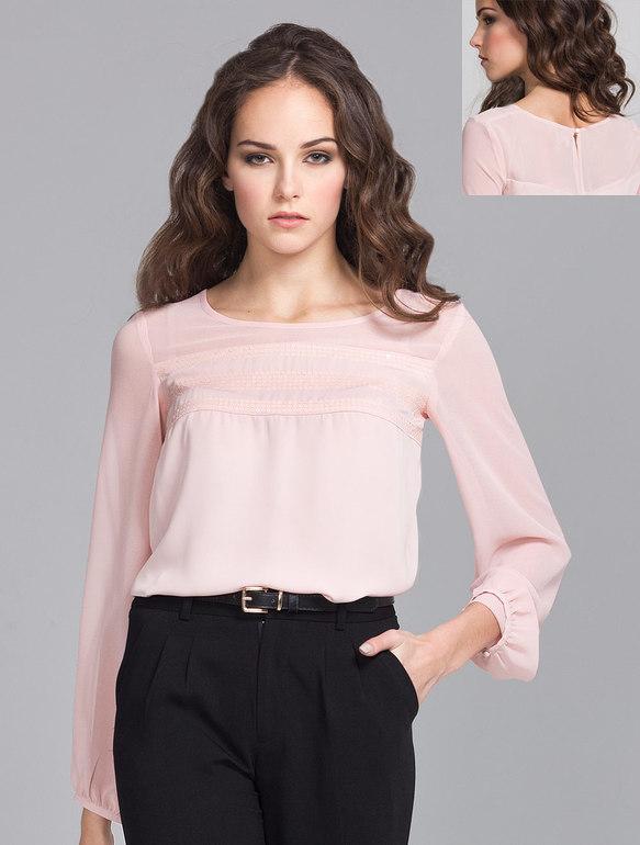 Купить Розовую Блузку В Волгограде