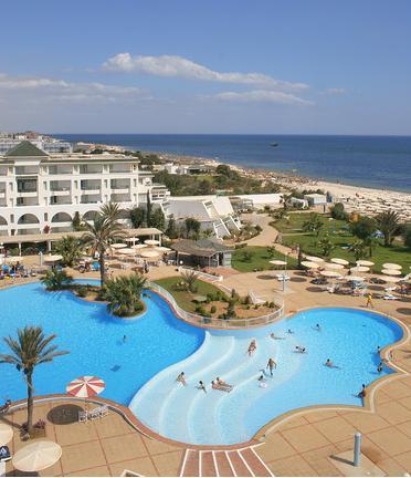 Тунис, Сус, El Mouradi Palm Marina 5*