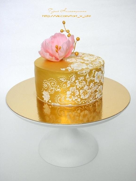 """Торт """"Золото""""..."""