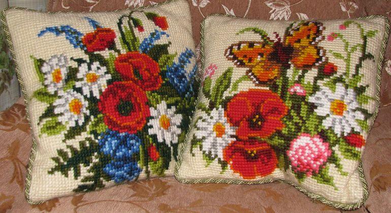 Подушки для подружки)