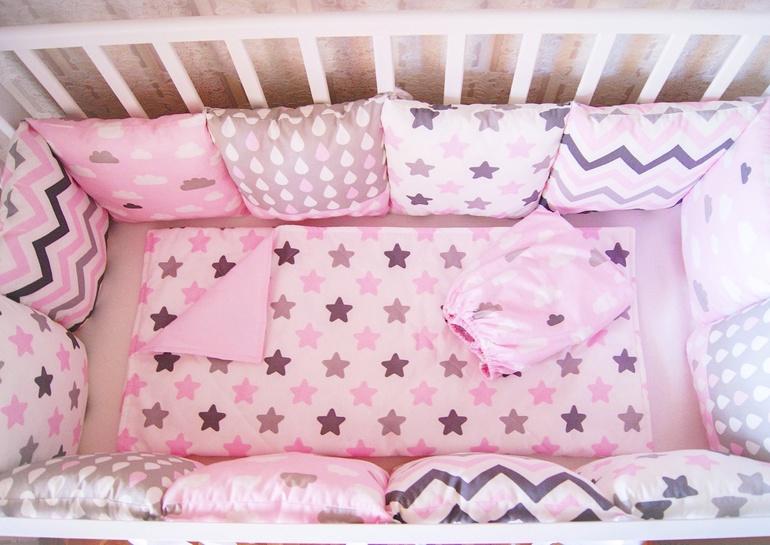 Детское постельное бельё мастер класс