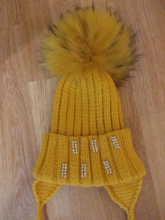 Новые шапочки из итальянского мереноса