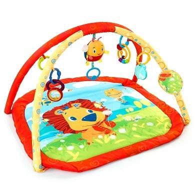 Развивающий коврик Bright Starts. Игрушка в подарок!