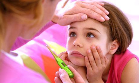 Весенние детские болезни – от чего и как защищать?