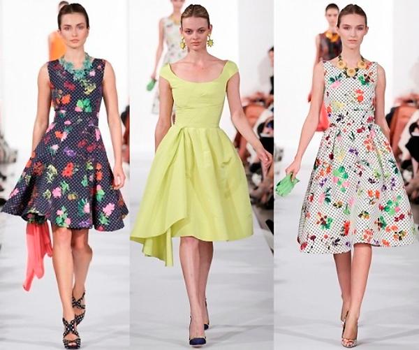 Все модели платьев на лето