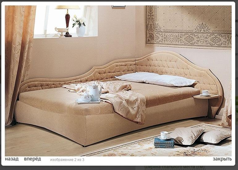 кровать тахта угловая удобно запись пользователя Tom4ek