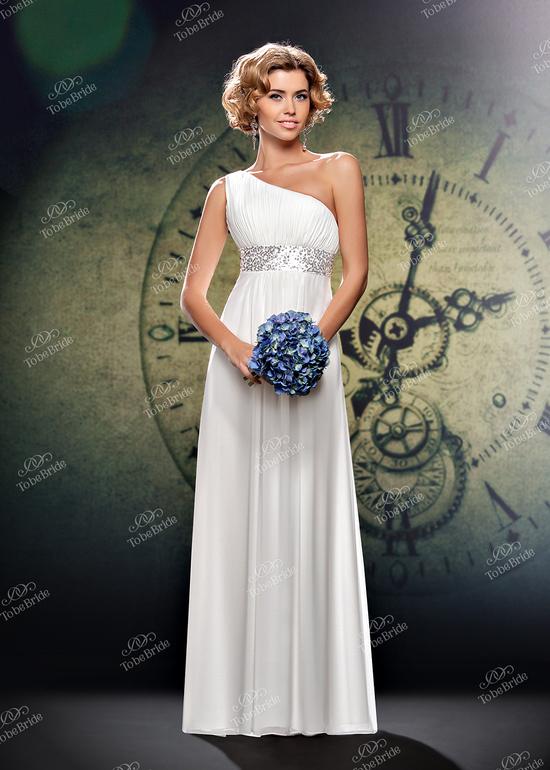 Вот такое у меня будет свадебное платье!