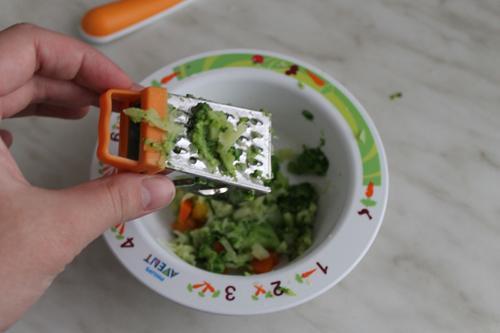 Прикорм из кабачков своими руками
