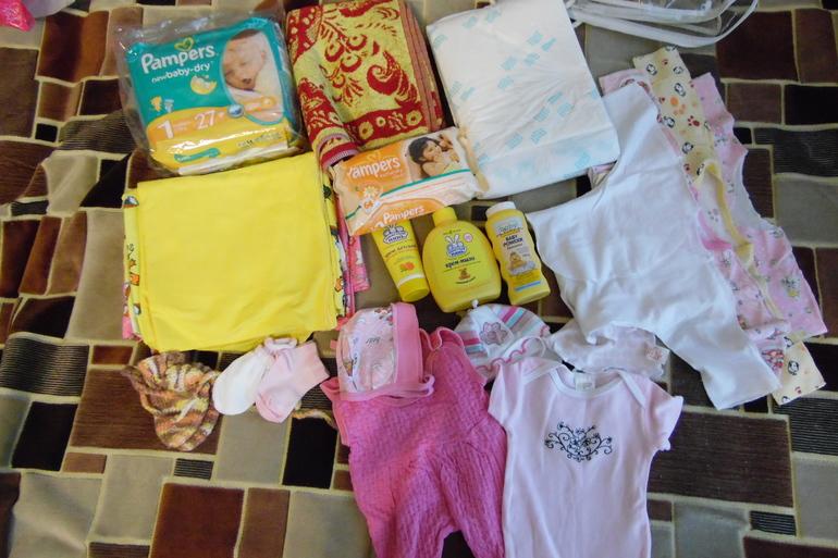 Собираем сумки в роддом для беременных 67