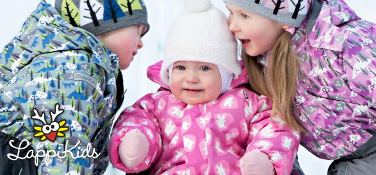 Оптом Финская Детская Верхняя Одежда