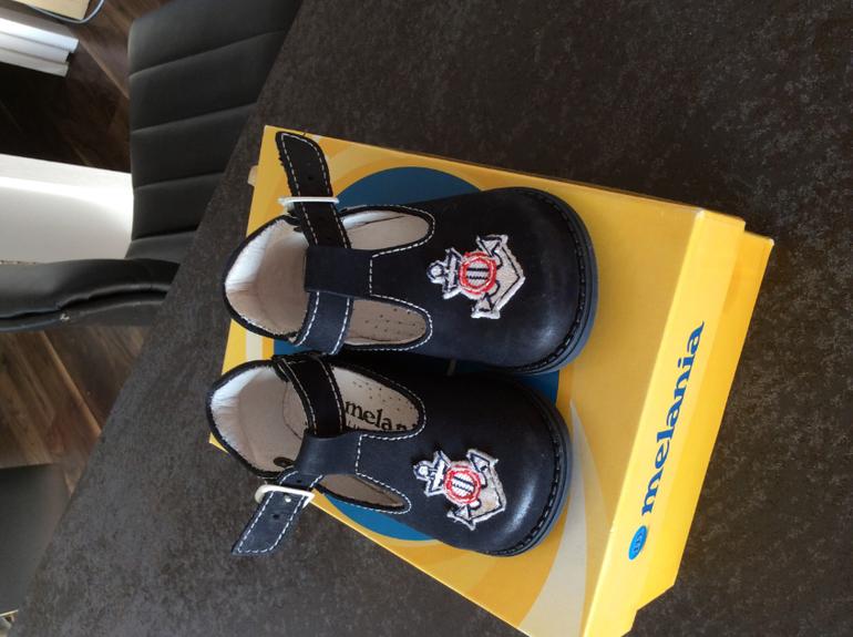 Итальянские  туфельки  Melania  18  р-р