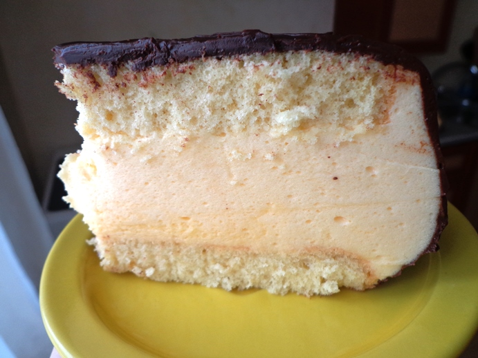 Суфле для торт птичье молоко
