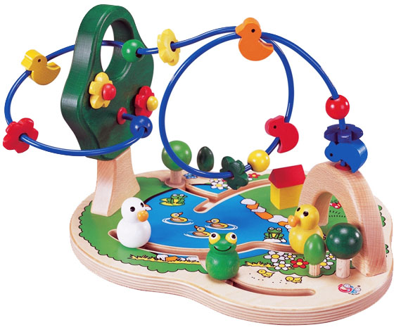 Игрушки развивающие для садика