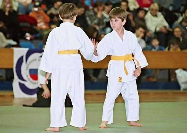 Кимоно для каратэ каратэги детское и взрослое купить недорого