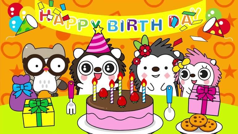 Поздравления с днем рождении перевод на корейский 195