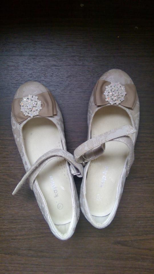 Туфли для девочки Зеленоград, Дмитровская