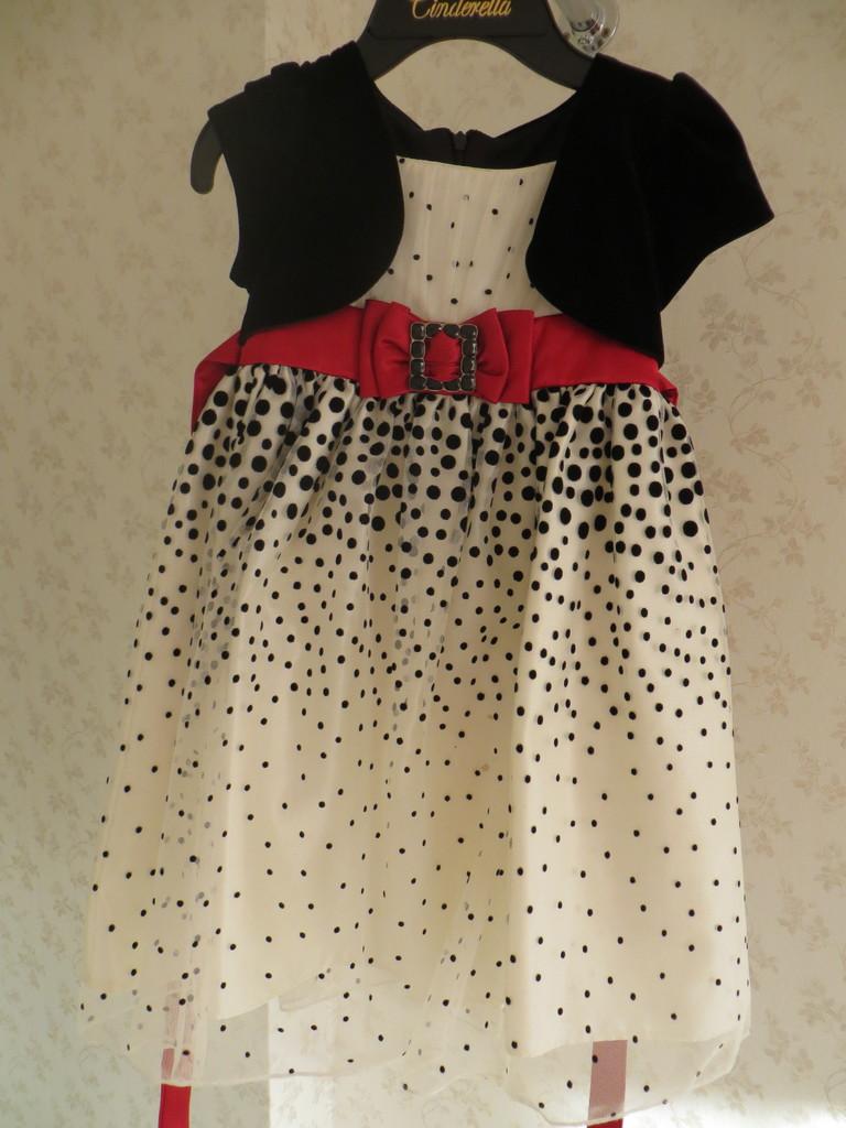 Нарядное платье Cinderella (США)-4 года
