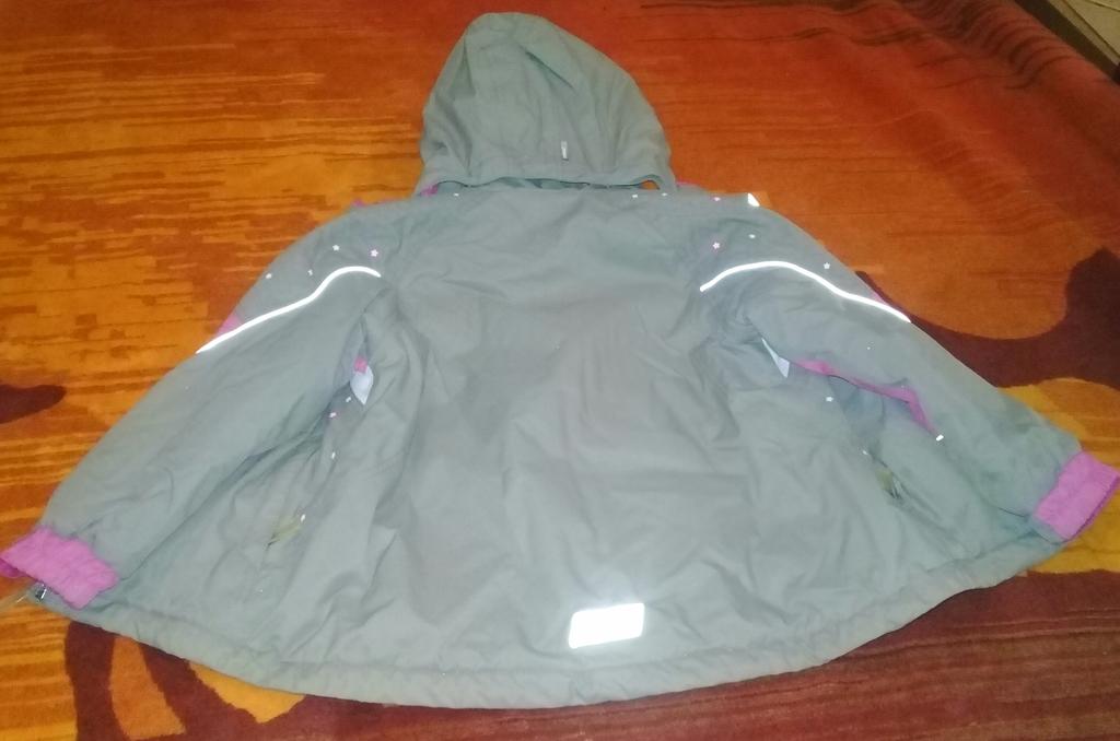 Куртка Reima для девочки на холодную осень,весну.