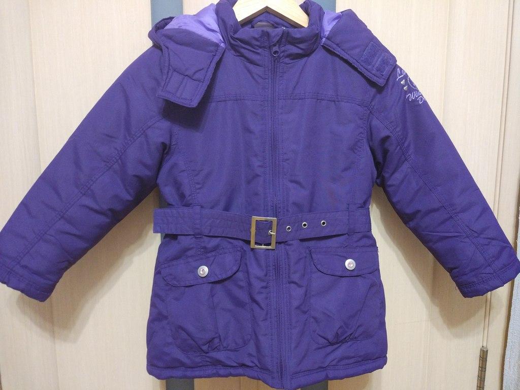 Куртка-парка 122