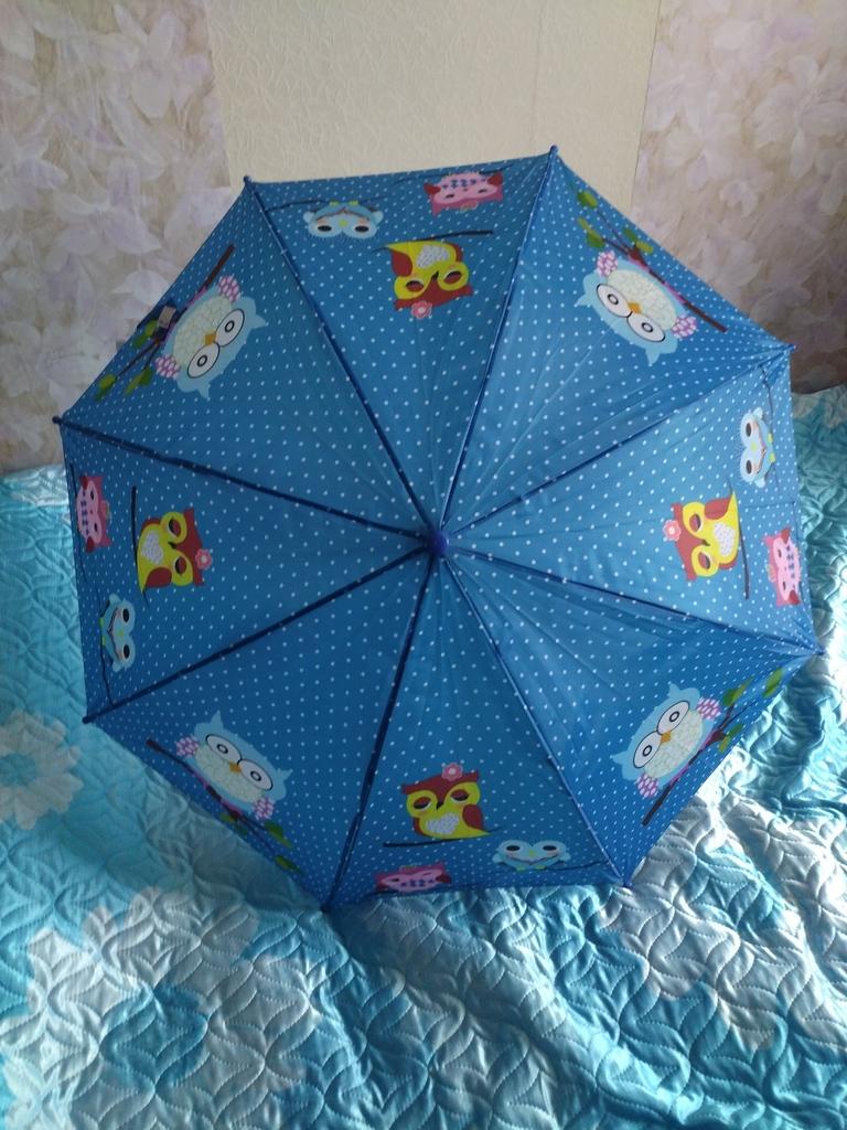 зонты для мальчиков новые