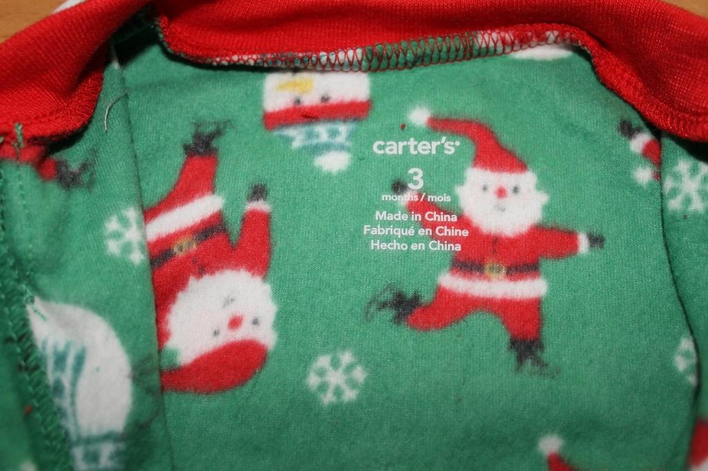 Флисовые комбинезоны Carter's новые оригинал