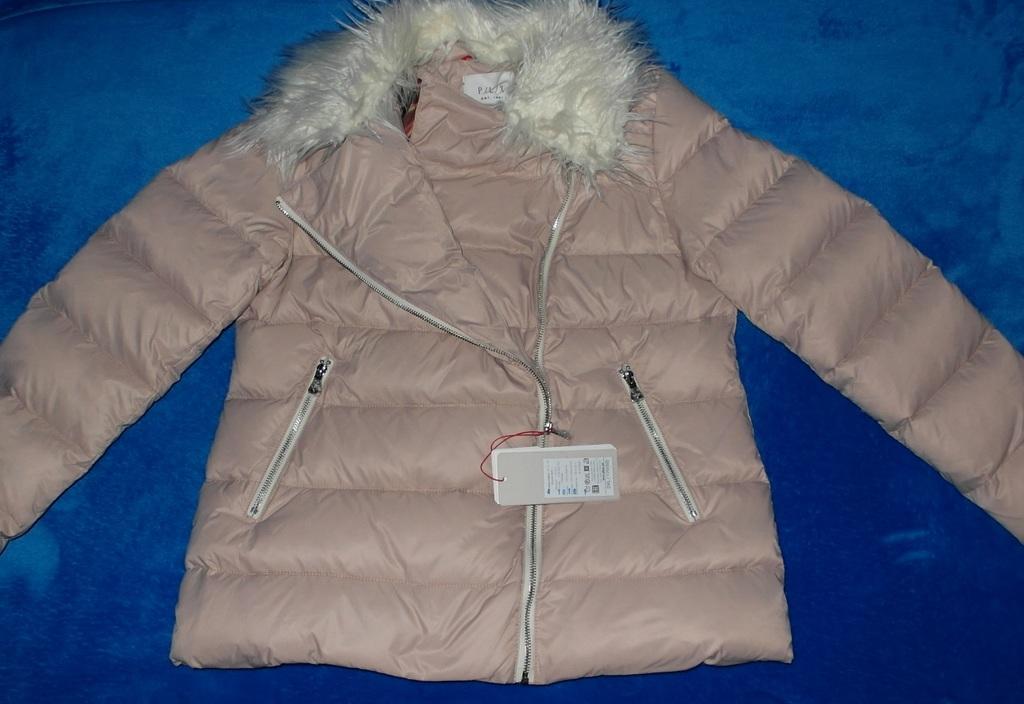 Новая зимняя куртка (пуховик) PLAXA, 50-52 размер
