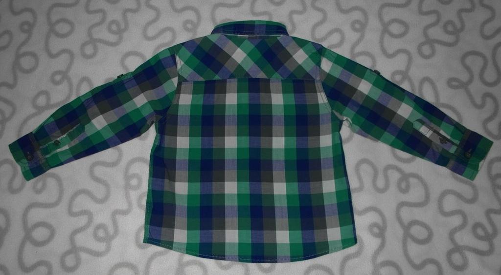 Рубашка с длинным рукавом Marks&Spencer, 2-3 года